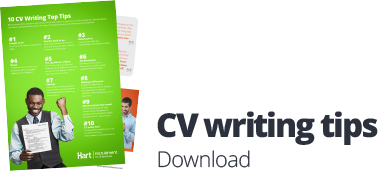 CV writing tips download