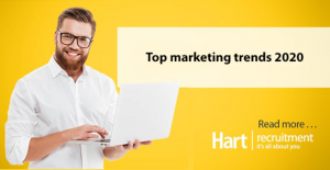 top marketing trends 2020